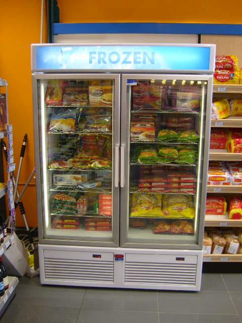 Integral Freezer